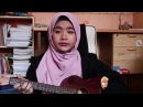 Words ain't enough - Tessa Violet and dodie Baritone Ukulele cover by Adlin Liyana