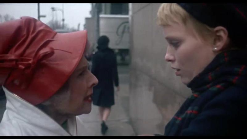 Ребенок Розмари (1968) (фильм ужасов)
