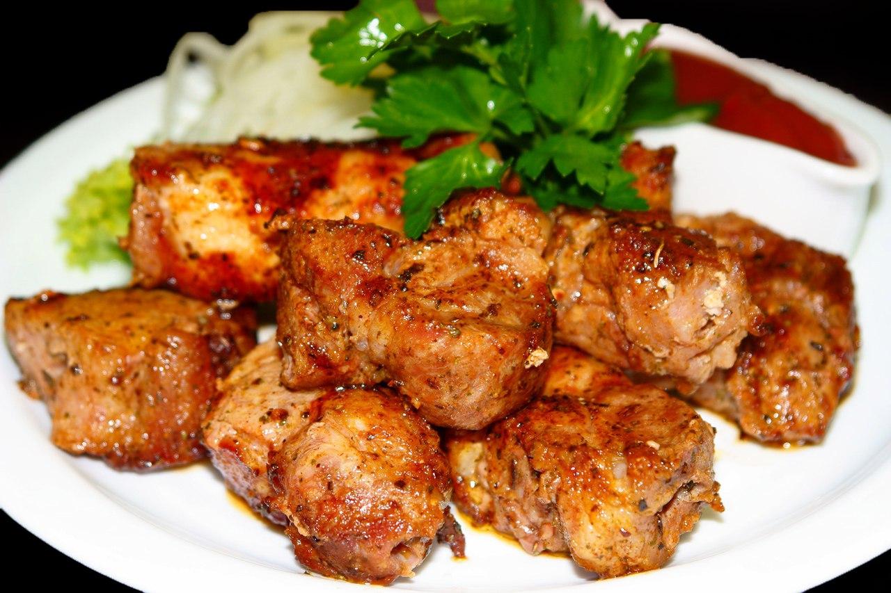 Классический маринад для шашлыка из свинины рецепт пошагово