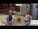 The Sims 4 Семейка Митчелл _ 61 Старт четвертого поколения! РОДЫ