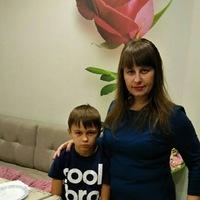 Анкета Екатерина Тюменцева