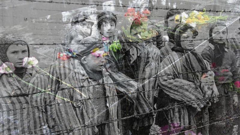 Саласпилс - концентрационный лагерь, известный еще как детский лагерь смерти