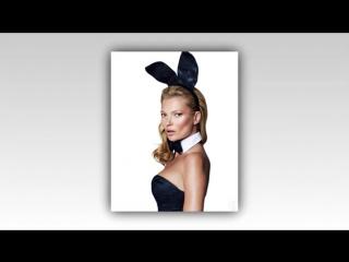 Кейт Мосс Голая - Kate Moss Nude - 2014 Playboy фотосессия Мерта Аласа и Маркуса Пигготта