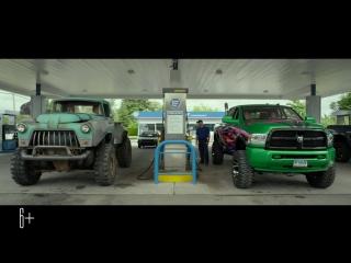 Монстр-траки (Monster Trucks) (2017) трейлер № 2 русский язык HD / монстер треки /