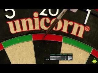 Kim Huybrechts vs Alan NorrisRob (Coral UK Open 2017 / Quarter Final)