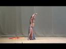 Восточный танец. Арабские танцы. Танцы живота. Belly dance Oriental .Энгелина Б 13896
