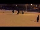 Рубимся в хоккей с сыном отецисын отецпродакшн😎 👌😎🏒🥅✌️🐣
