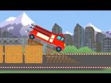 МАШИНКИ _ Виды транспорта для детей. Развивающие мультики для самых маленьких про машинки _ Телебом