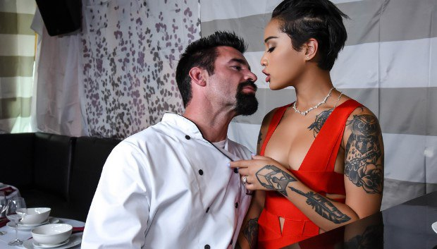 WOW Tasting The Chef # 1