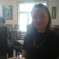 Анкета Анастасия Кудрина