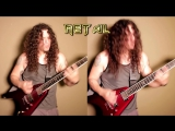 Разница игры на гитаре Панк-рока и Металла 2
