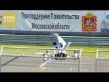 В России испытали летающий мотоцикл HoverBike S3