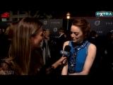 Интервью Эммы на премьере фильма «Ла ла лэнд» в Лос-Анджелесе  06.12.2016