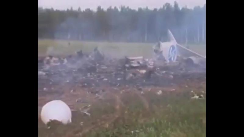 Катастрофа Ту-154 (бн 85845) в Иркутске 4 июля 2001
