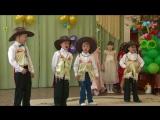 Танец жуков на празднике Муха Цокотуха