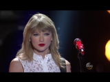 Taylor Swift - Red (Live at CMA Music Fest Country's Night to Rock 2013)