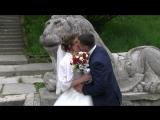 Весільна прогулянка Анжели та Віктора