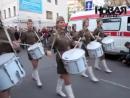 Факельное шествие в Москве