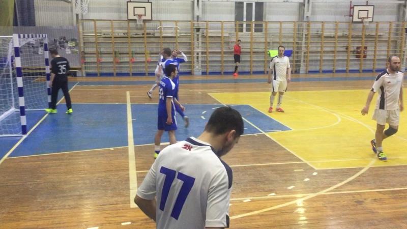 Футбол. МФК Мега - Курама-77