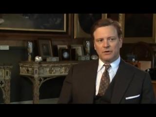 Король Говорит! | The King's Speech (2010) Фильм о Фильме / Съемки / История Создания (Часть 1)