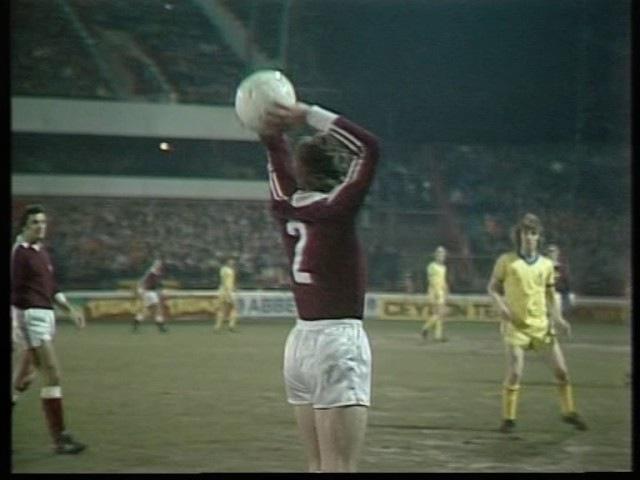 05/03/1980 Nottingham Forest v Dynamo Berlin