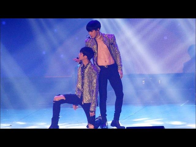 170618 MONSTA X 'Beautiful in Seoul' From Zero Wonho&Hyungwon