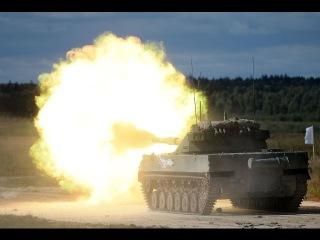 СПРУТ накажет любой известный танк НАТО