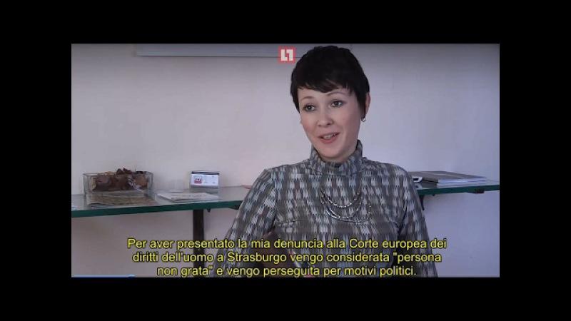 La solidarietà italiana per Anna Tuv rimasta invalida dai bombardamenti ucraini