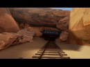 Roller Coaster Experience! | Desert Ride Coaster (HTC Vive Virtual Reality)