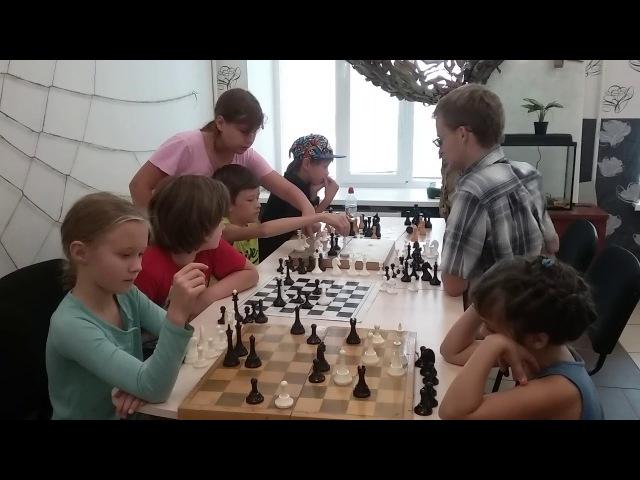 шахматы в Меридиане