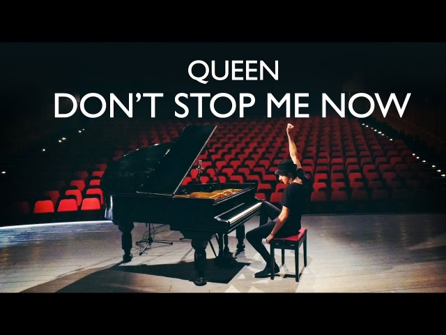 Queen - Dont Stop Me Now | Piano Cover - Peter Bence