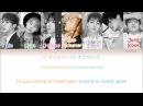 BTS (Bangtan Boys) 방탄소년단) - I Need U (Color Coded Han|Rom|Eng Lyrics)