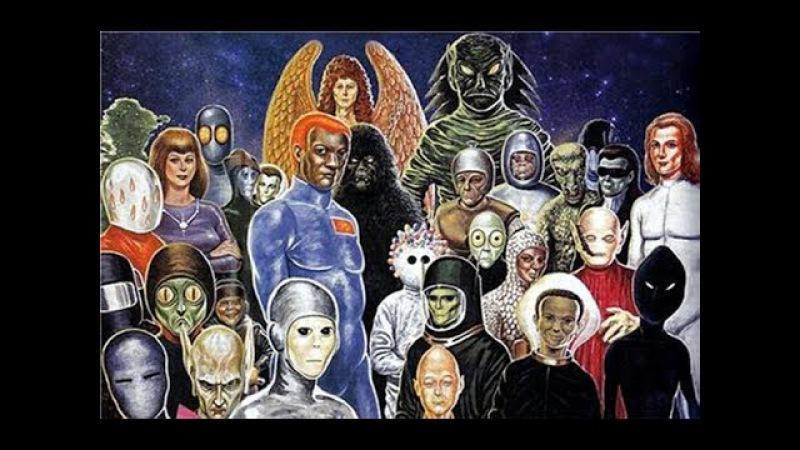 Инопланетяне и разные сущности живут среди нас Как отличать инопланетян от человеков ч 2