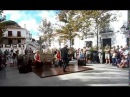 Испанская чечетка, Андалусия танец, Михас Испания, 29/10/2016