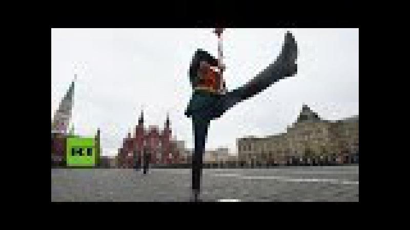 Gran desfile por el Día de la Victoria en Moscú 2017 versión original