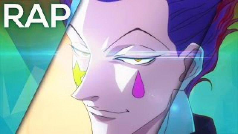 🔴 Rap do Hisoka (Hunter x Hunter) l Águia l Tributo 56