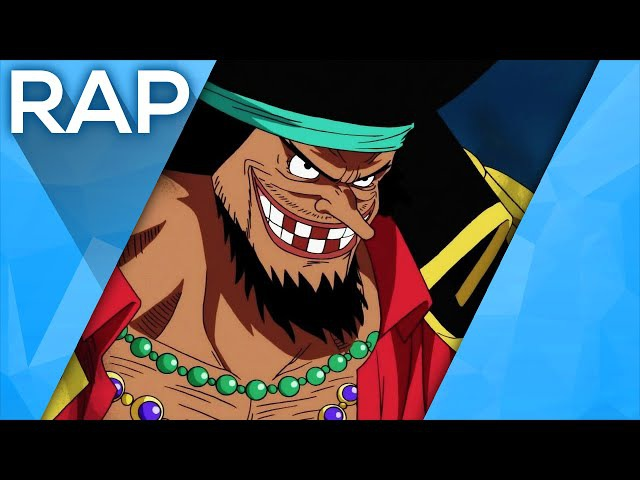🔴 Rap do Barba Negra (One Piece)l Águia l Tributo 29