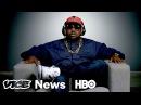 Big Boi's New Music Ep. 1: VICE News Tonight (HBO)