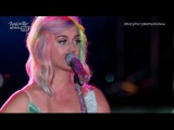 Katy Perry - By The Grace Of God, The One That Got Away &amp Unconditionally (Rock In Rio 2015)