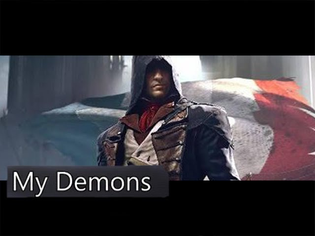Assassin's Creed – My Demons - (Starset) - (2017) [Cinematic MV]