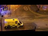 Срочная новость! самое первое видео взрыва в Манчестере 22 мая 2017 года. сообщаетс ...