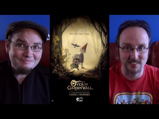 Doug Walker - Over the Garden Wall Vlogs: Part 1 & 2 (rus sub)