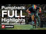 The Ultimate Pumptrack Challenge presented by RockShox - Crankworx Whistler 2017