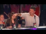 Demi Lovato and Simon Cowell - Funniest moments on The X factor - Season 2 (46) LEGENDADO