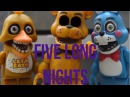 Five long nights LEGO stop motion