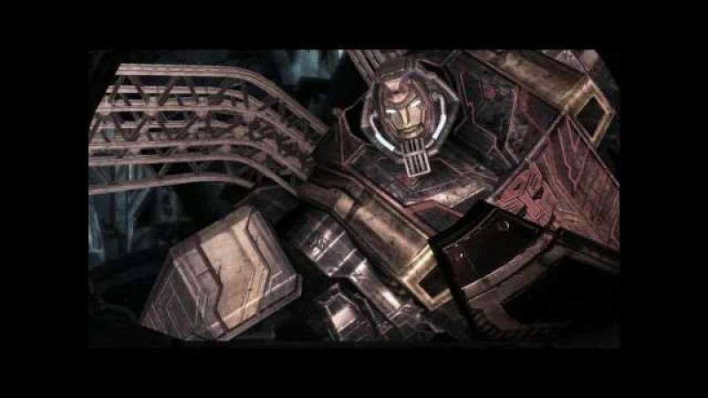 Прохождение игры Трансформеры Битва за Кибертрон часть 4