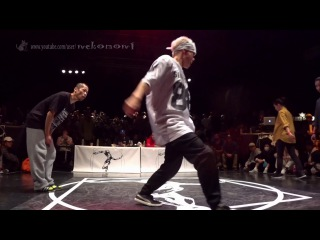KAZANE erika vs The house dance project(SHUHO HIDEKI) FINAL HOUSE SIDE / JUSTE DEBOUT JAPAN 2017