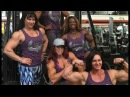 Collection Muscle women! IFBB Pro! Female Bodybuilding 2017! Girl Muscles 2017! Crossfit Girls