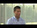English subtitles - Cristiano Ronaldo and Marcelo Rebelo de Sousa 24.01.2015