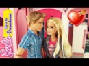Мультик Барби Свидание с Кеном Жизнь в доме мечты Видео с куклами и игрушками ♥ B...